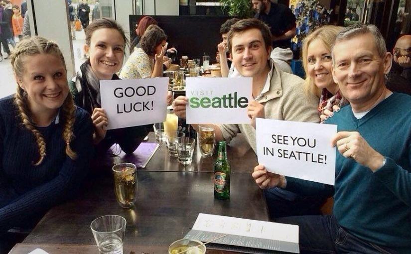Next stop: Seattle